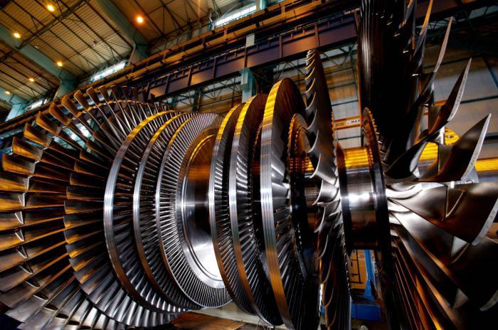 turbina a gas