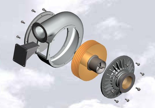 turbine a gas saturn