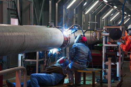 plynové svařování a řezání kovů