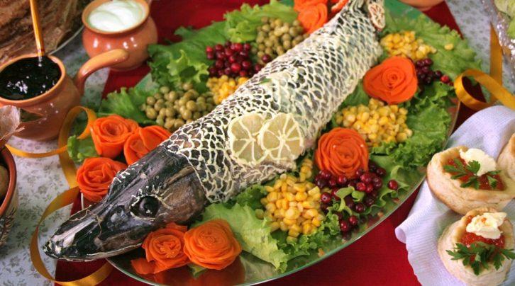 Giro di pesce russo