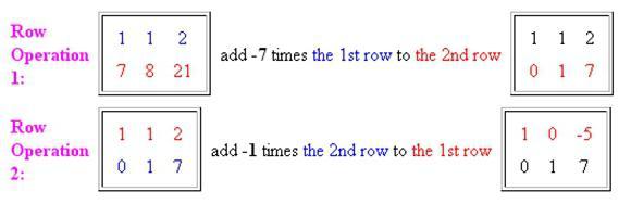 линейни уравнения система гаус метод
