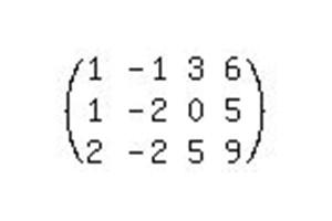 Решаване на уравнението на Гаус