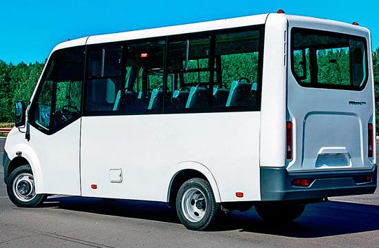 gazelle nekst bus
