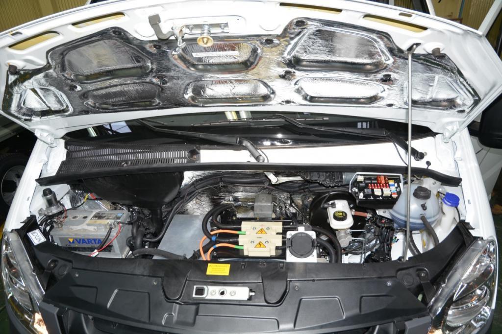 motore di gazzella