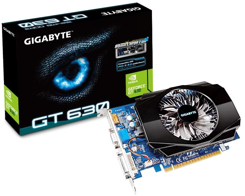 NVidia GeForce GT 630
