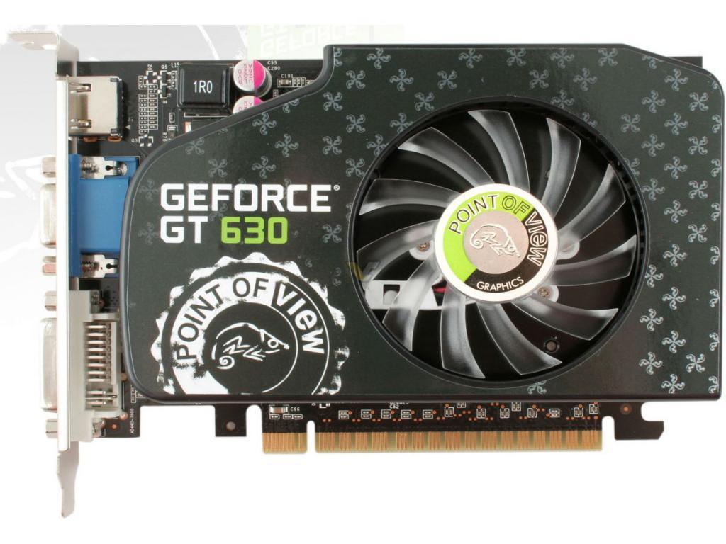 Scheda grafica NVidia GeForce GT 630