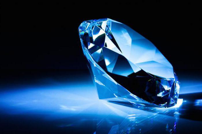 сини диаманти