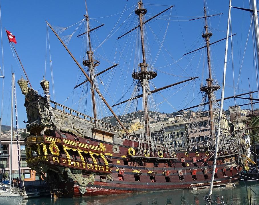 Genova vecchia città