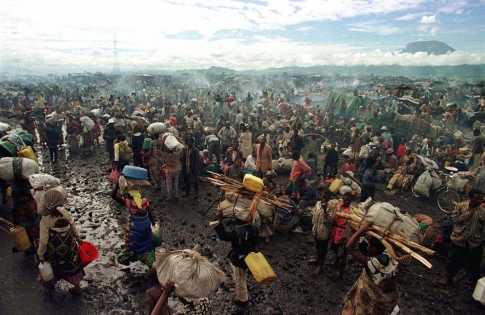 paese della Ruanda