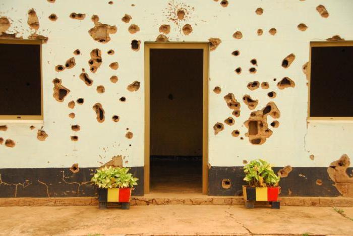 genocidio in Ruanda nel 1994