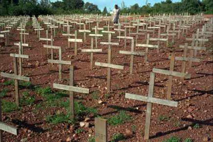 Massacro del Ruanda