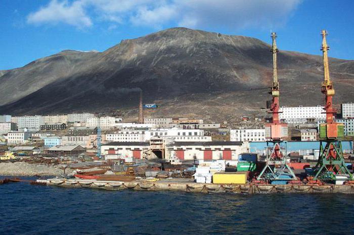 Chukotka della Federazione Russa
