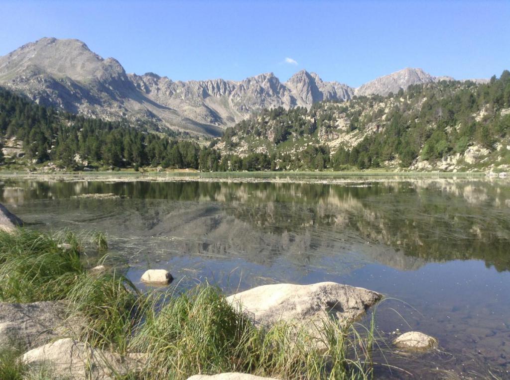 laghi dell'altopiano di Andorra