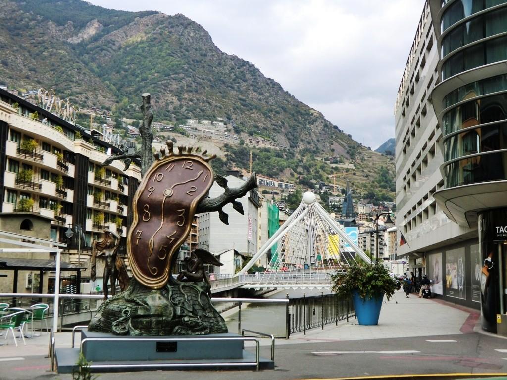 la capitale di Andorra