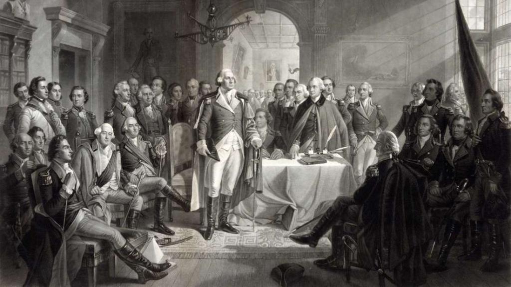 Prvi predsjednik Georgea Washingtona