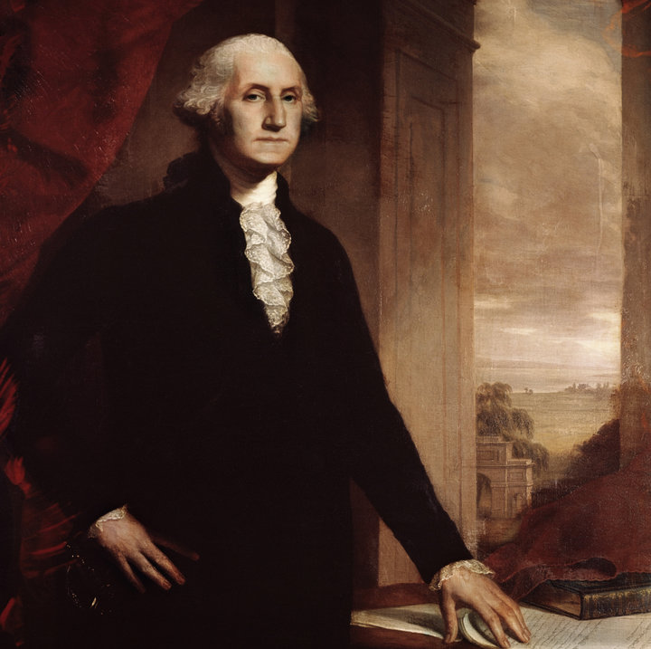 prezident george washington