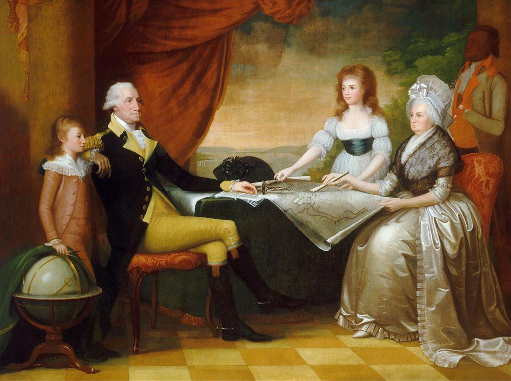 George Washington Predsjednik SAD-a