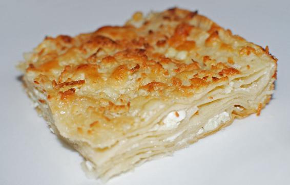 lijeni pita kruh