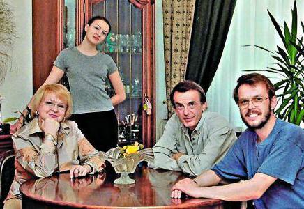 Obitelj Georgija Taratorkina