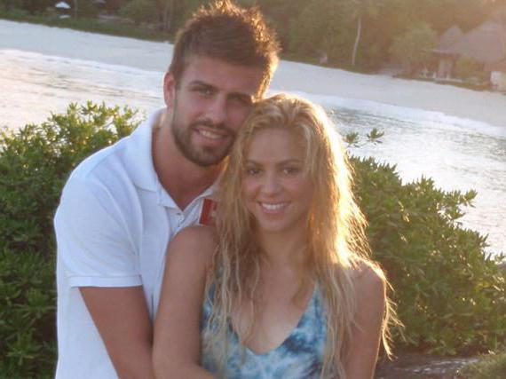 La storia d'amore di Shakira e Gerard Pique