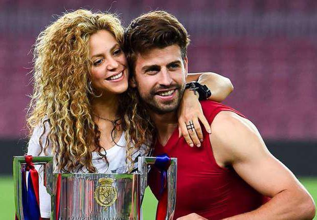 Shakira e Gerard Pique