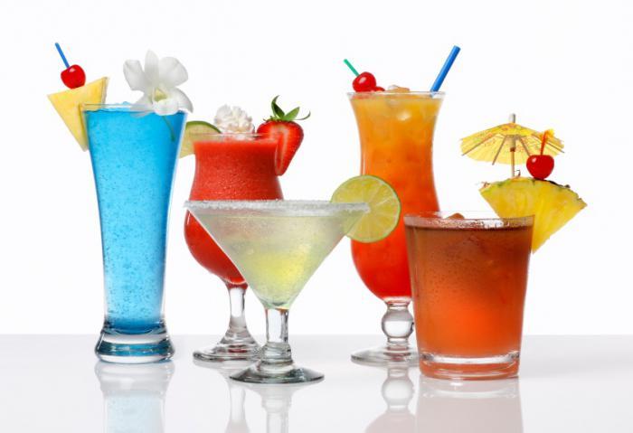 gin kokteli