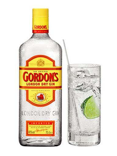 koktel gin fiz