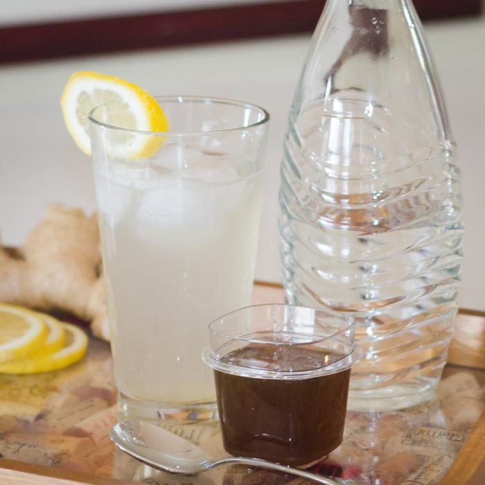 ricetta di ginger ale