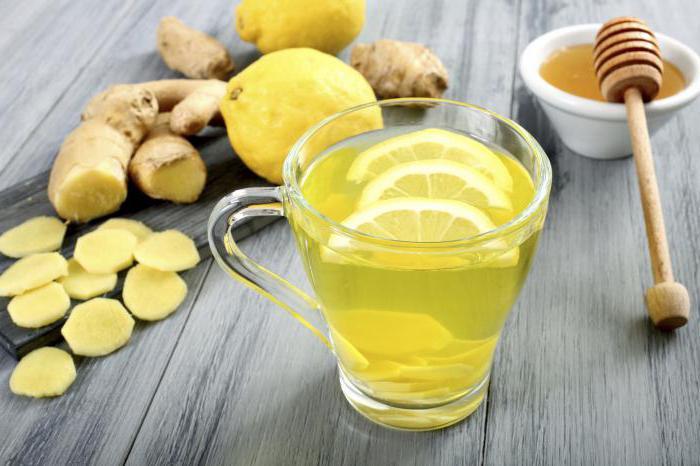 ricetta dimagrante salute limone zenzero