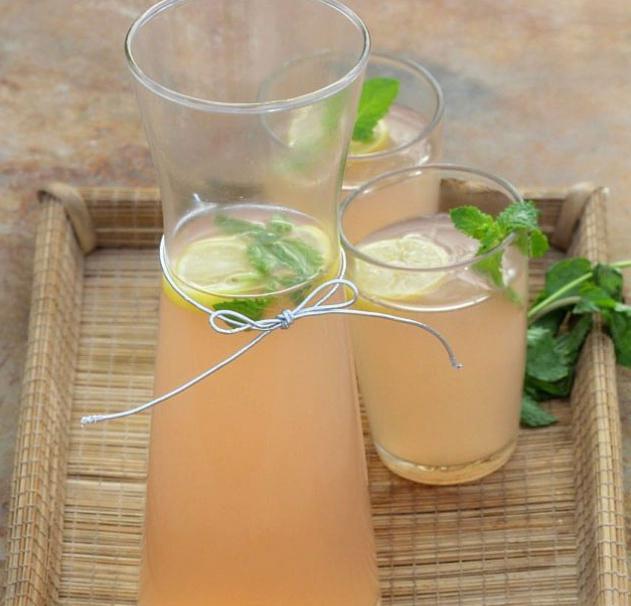 Рецепт за мршављење ђумбира лимунаде
