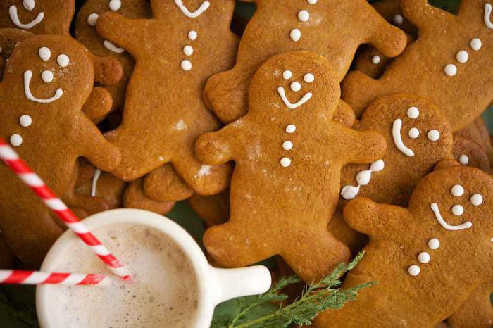 perník člověk cookie recept