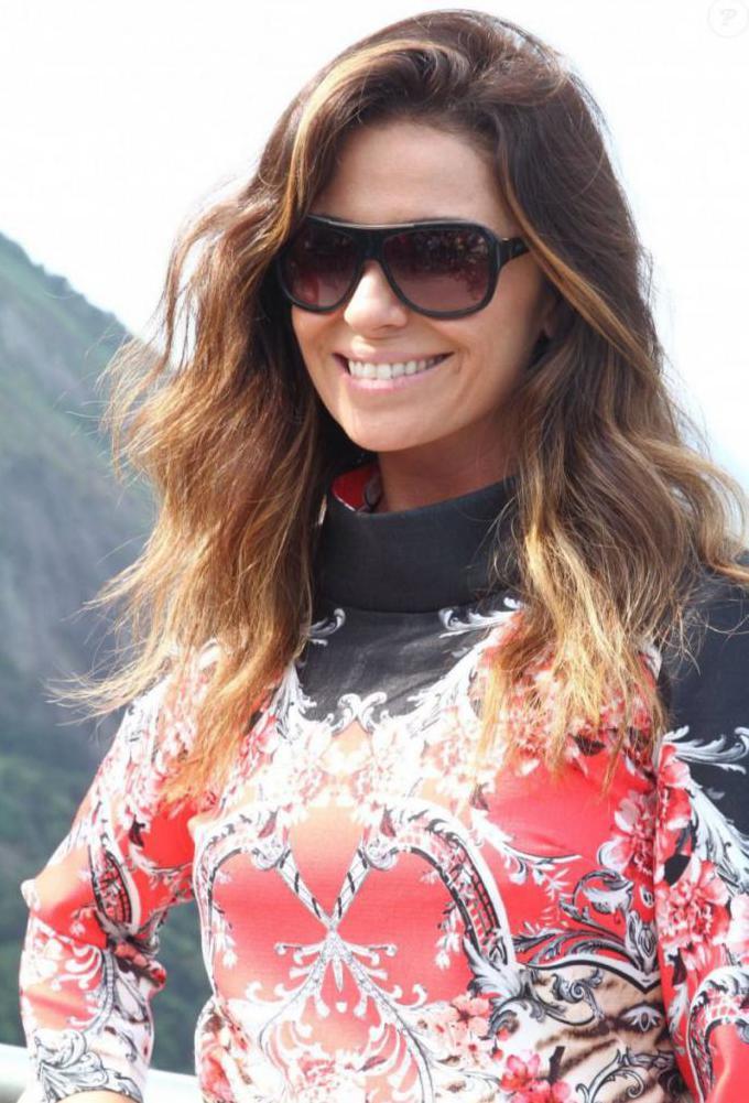 attrice Giovanna antonelli