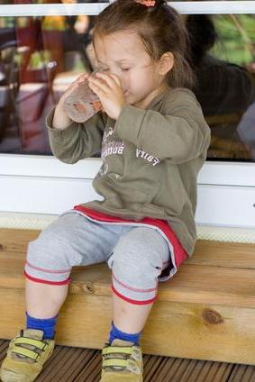 Carbone attivo per bambini