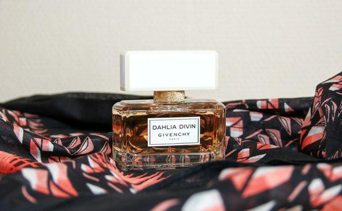 Givenchy Dahlia Divin Descrizione