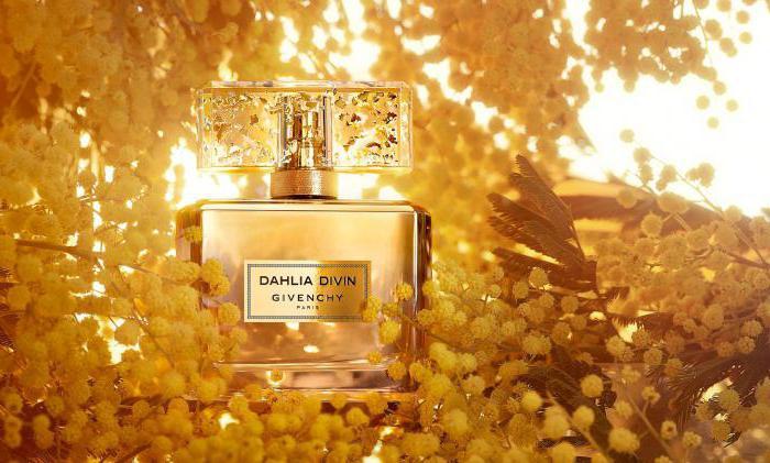 Givenchy dalia divin le nectar de parfum