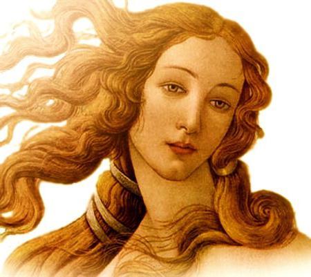 богиня на любовта