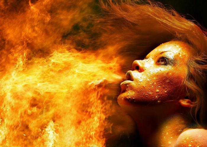Dei del fuoco