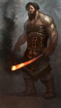 dei del fuoco nella mitologia