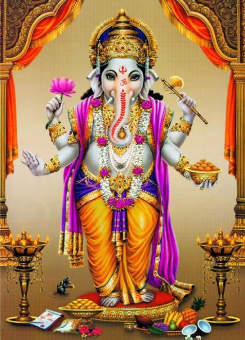 богове на Индия