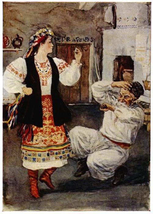 Гогол Сороцхинскаиа Фаир реад суммари