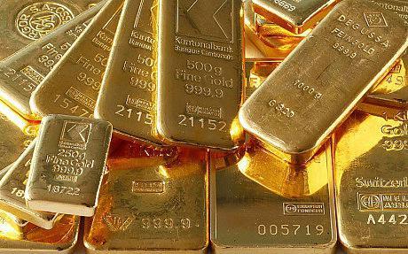 quanti kg in una barra d'oro