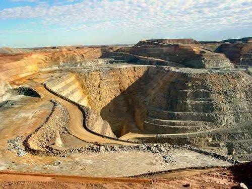 pridobivanje zlata v Rusiji