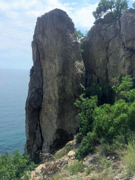 Golitsyn sentiero Crimea