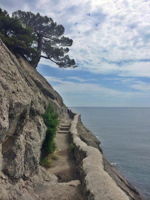 Golitsyn Trail New World