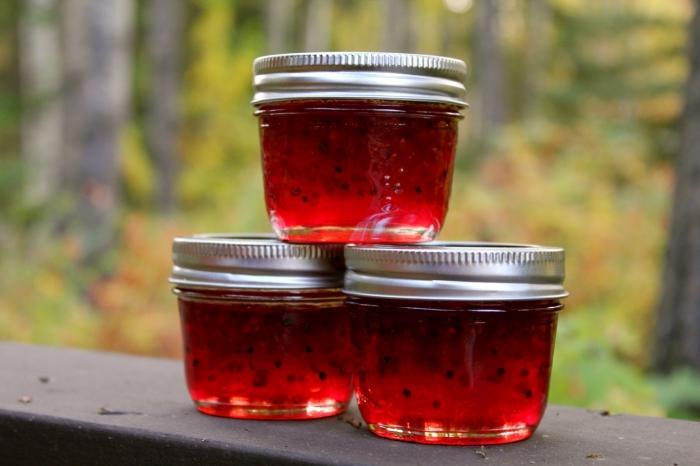 ricetta per la marmellata di uva spina