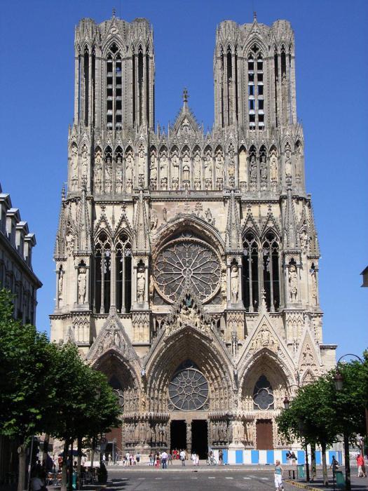 gotička gotička arhitektura