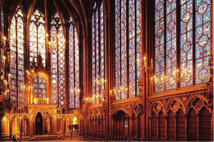 gotički stil u zapadnoj europskoj arhitekturi
