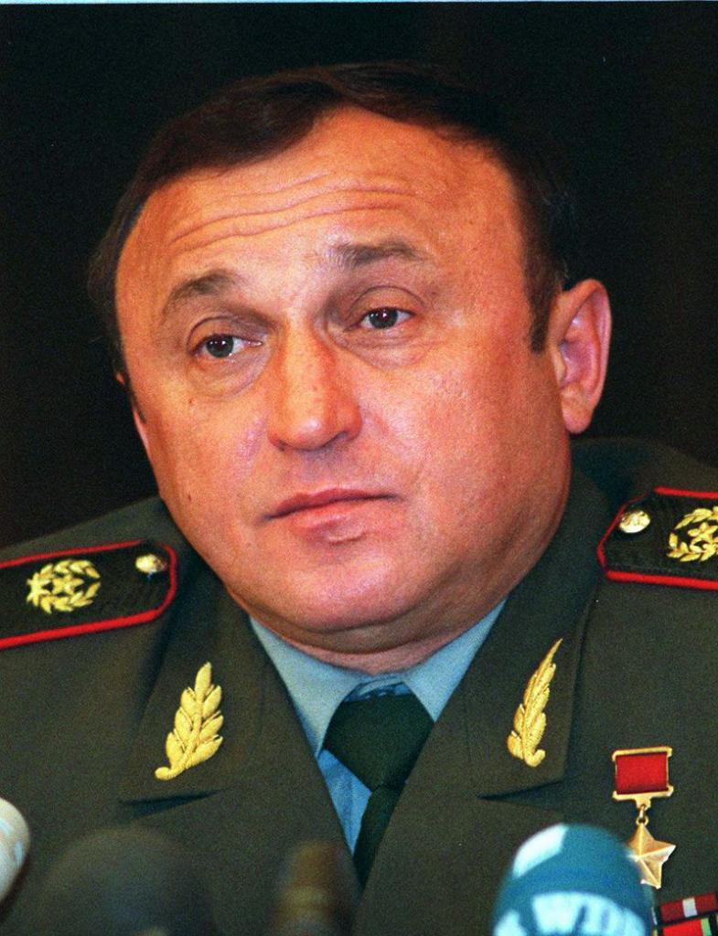 Konferencija za novinare Pavela Sergeevicha