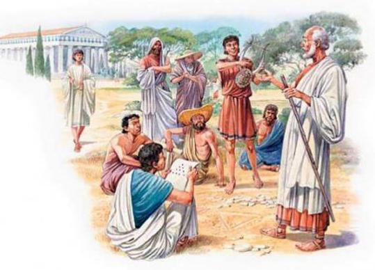 какво е гимназия в древна Гърция