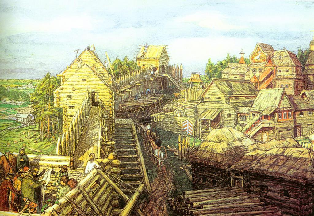 Mosca 13 ° secolo